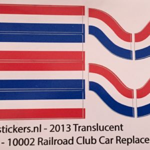 4547 RailRoadClubCarReplacement