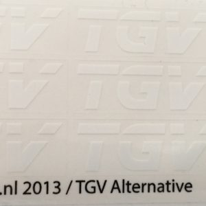 TGV Alternative